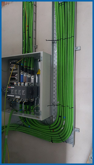 empresa instalaciones electricas